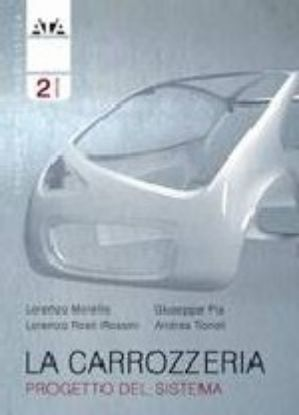 Immagine di CARROZZERIA (LA) :PROGETTO DEL SISTEMA