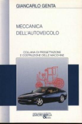 Immagine di MECCANICA DELL'AUTOVEICOLO