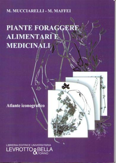 Immagine di PIANTE FORAGGERE ALIMENTARI E MEDICINALI