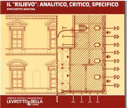 Immagine di RILIEVO ANALITICO CRITICO SPECIFICO (IL)