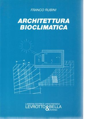 Immagine di ARCHITETTURA BIOCLIMATICA