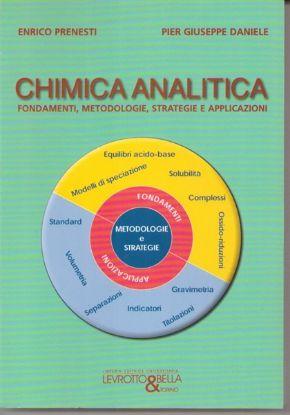 Immagine di CHIMICA ANALITICA