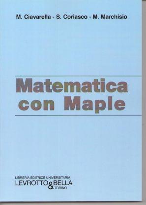 Immagine di MATEMATICA CON MAPLE
