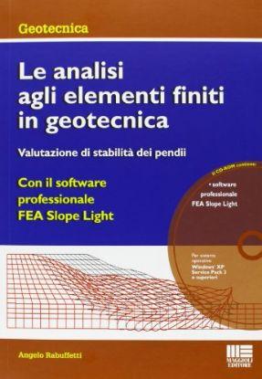 Immagine di ANALISI AGLI ELEMENTI FINITI IN GEOTECNICA