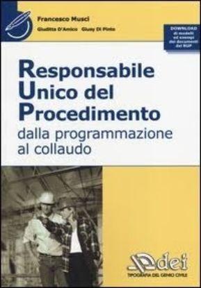 Immagine di RESPONSABILE UNICO DEL PROCEDIMENTO