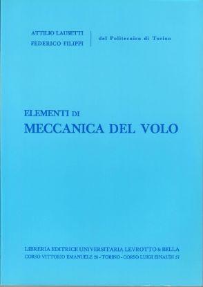 Immagine di ELEMENTI DI MECCANICA DEL VOLO