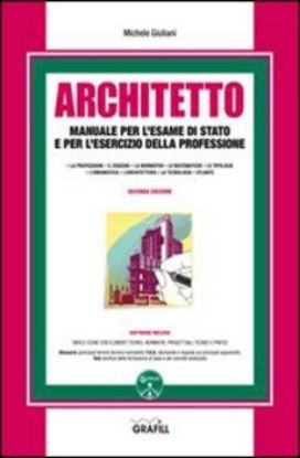 Immagine di ARCHITETTO MANUALE PER LESAME DI STATO