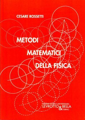 Immagine di METODI MATEMATICI DELLA FISICA