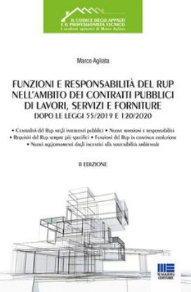 Immagine di FUNZIONI E RESPONSABILITA' DEL RUP NELL'AMBITO DEI CONTRATTI PUBBLICI DI LAVORI SERVIZI E FORNITURE