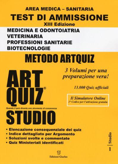 Immagine di TEST ARTQUIZ MEDICINA 13000 QUIZ