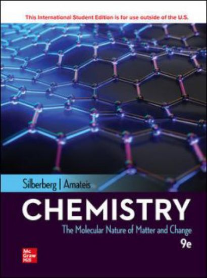 Immagine di CHEMISTRY: THE MOLECULAR NATURE OF MATTER AND CHANGE 9TH STUDENT EDITION
